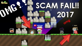 GrowTopia | SCAM FAIL ft. @Seth