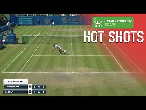 Sela Soars For Nottingham Final Hot Shot 2017