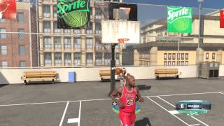 getlinkyoutube.com-NBA 2k14: Next Gen - Lebron James vs Michael Jordan 1 on 1 Blacktop | PS4