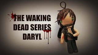 getlinkyoutube.com-The Walking Dead Series - Daryl - Polymer Clay Tutorial