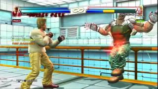 Tekken Tag 2 Combo Video #49