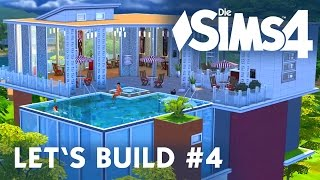 Die Sims 4 Let's Build #4 The Splash
