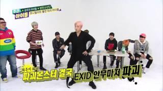 Kpop Boy Groups Dancing Kpop Girl Group ( EXO , BTS , GOT7 ....ect .. )