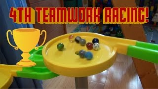 getlinkyoutube.com-4th Semi-Annual Marble Teamwork Racing! (45,000 Subs and 5th Anniversary Special!)