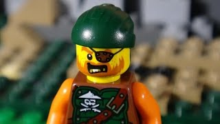 getlinkyoutube.com-LEGO NINJAGO 2016 BATTLE - SKY PIRATE ATTACK!