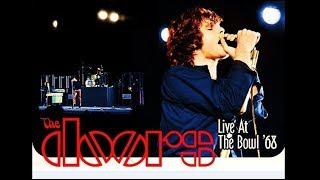 The Doors - Live at Bowl 68 (Full HQ Video + All Extras) width=