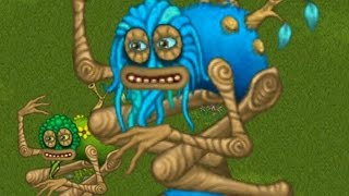 getlinkyoutube.com-How to breed Rare Shrubb Monster 100% Real in My Singing Monsters!