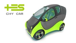 getlinkyoutube.com-city car TES