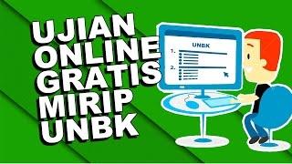 getlinkyoutube.com-Ujian Online Gratis Mirip UNBK