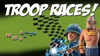 getlinkyoutube.com-BOOM BEACH TROOP RACES! | Who will Prevail?!