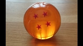 getlinkyoutube.com-How to make your DRAGON BALLS REPLICS, Learn step by step (THE BALL)