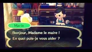getlinkyoutube.com-Animal Crossing New Leaf : Comment avoir la ville parfaite + rénovation gare et mairie