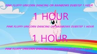 getlinkyoutube.com-Pink Fluffy Unicorns Dancing On Rainbows (Dubstep remix) [1 HOUR VERSION]