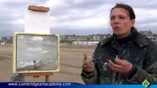 getlinkyoutube.com-Seascape demonstration in oils by artist Roos Schuring