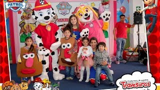 getlinkyoutube.com-Shows Infantiles - Show Paw Patrol - Travesuras Kids