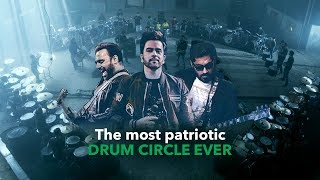 Pakistan Zindabad   Call The Band Ft. The Drummers Of Pakistan | Pakistani Rock Songs 2018