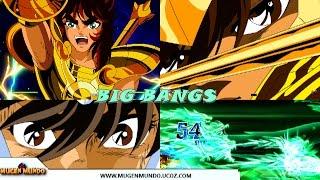 """getlinkyoutube.com-Saint Seiya Ultimate Cosmo 1.9 - TODOS OS ESPECIAIS """"BIGBANG"""""""