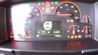 getlinkyoutube.com-Дальнобой по Европе.Обзор нового Volvo FH  (в старом кузове)