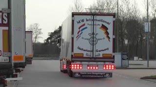 getlinkyoutube.com-DAF XF106.510 SOUND Open Pipe !!! - Marcel Weske (MW International) [HD]