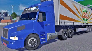 getlinkyoutube.com-Volvo Brasileiro - Euro Truck Simulator 2