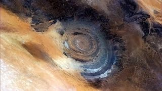getlinkyoutube.com-Huge Megalithic Ancient Earth Structure Discovered - UNKNOWN EYE OF THE SAHARA