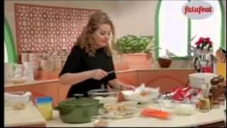 مقلوبة اللحم بأرز الوليمة على قناة فتافيت