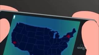 getlinkyoutube.com-Family Guy - Peter's find a Jew app