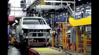 Production Of All New Ford Ranger