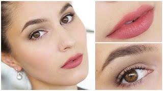 getlinkyoutube.com-Office & Job Interview Makeup Tutorial