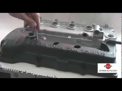 Клапанные крышки моторов Nissan