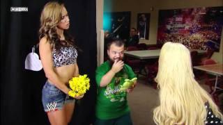 getlinkyoutube.com-WWE NXT - AJ Lee, Hornswoggle & Maryse Segment (July 26, 2011)