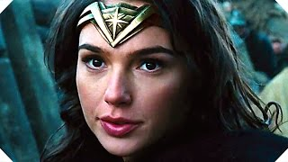 getlinkyoutube.com-WONDER WOMAN (Gal Gadot, 2017) - Official TRAILER # 2