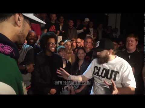 The O-Zone Battles: Dirtbag Dan vs. Pziclone (Co-Hosted by Okwerdz & Arsonal)