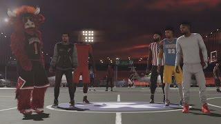 getlinkyoutube.com-NBA 2K15 PS4 Park - Moses at the Park!