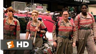 getlinkyoutube.com-Ghostbusters (5/10) Movie CLIP - Who Ya Gonna Call? (2016) HD