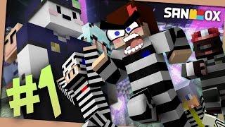 getlinkyoutube.com-엔더월드 감옥 탈출!!!! [범죄와의 전쟁 #1편] 탈옥컨텐츠 마인크래프트 Minecraft - [마일드]