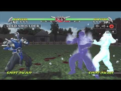 Xbox Longplay [020] Mortal Kombat: Deception (Konquest: Part 2 of 8)