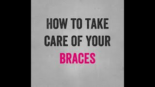 getlinkyoutube.com-Our New Hygiene Video!! How to take care of Your Braces!!