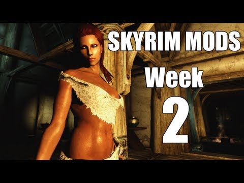 Skyrim Mods - Week #2: FXAA Post Process Injector, Lockpick Pro, Sunglare, Whiterun Texture Pack