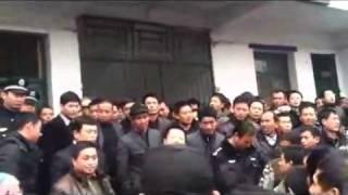 getlinkyoutube.com-江西中共老區千人抗議喊打倒共產黨
