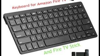 getlinkyoutube.com-Kodi/XBMC Amazon Fire TV/Stick Bluetooth Keyboard