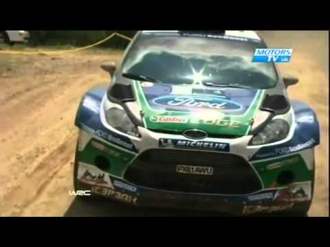 WRC Rally Acropolis 2012 Day 2