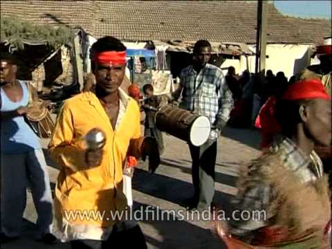 Siddis - African descendants in India