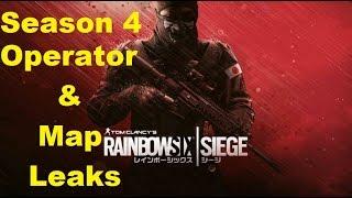 getlinkyoutube.com-Season 4 Japanese Operator and Map Leak - Rainbow Six Siege