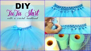 getlinkyoutube.com-How to make a Tutu - Basic Tutu Tutorial
