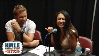 getlinkyoutube.com-Dierks Interview - Country Cares Concert