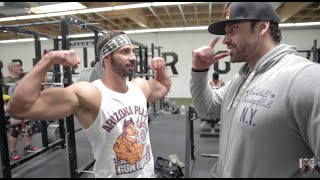 getlinkyoutube.com-LEG DAY WITH DOM MAZZETTI | BRADLEY MARTYN | BROSCIENCELIFE
