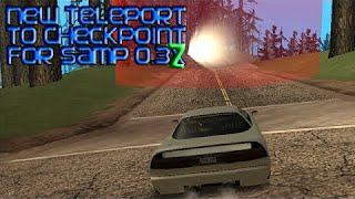 getlinkyoutube.com-[SA:MP 0.3z] ● Teleport to CheckPoint Hack - SOBEIT Version [Download Link] ● Axpi