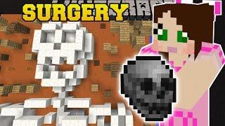 Minecraft: A DEAD PATIENT?! - SURGEON SIMULATOR - Mini-Game [4]
