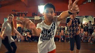 getlinkyoutube.com-Kid Ink ft. Chris Brown - Hotel - Choreography by Nika Kljun - @NikaKljun | Filmed by @TimMilgram